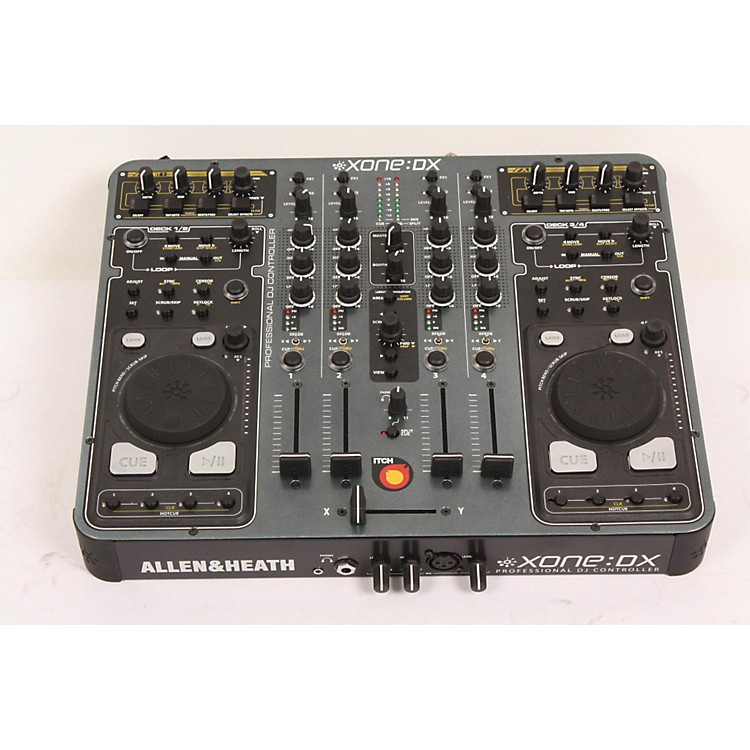 Allen & Heath Xone:DX DJ Mixer  886830096594
