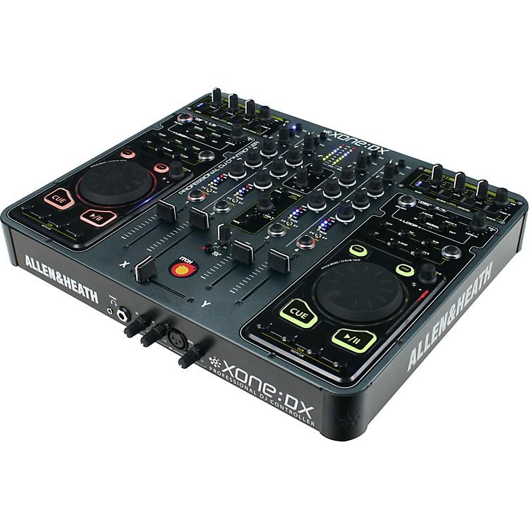 Allen & HeathXone:DX USB MIDI Controller with Serato Itch
