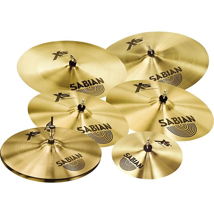 SabianXs20 Complete Cymbal Set