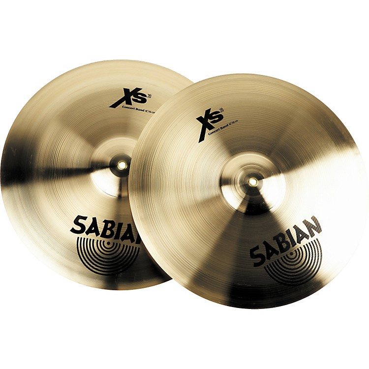 SabianXs20 Concert Band Cymbal Pair20 in.