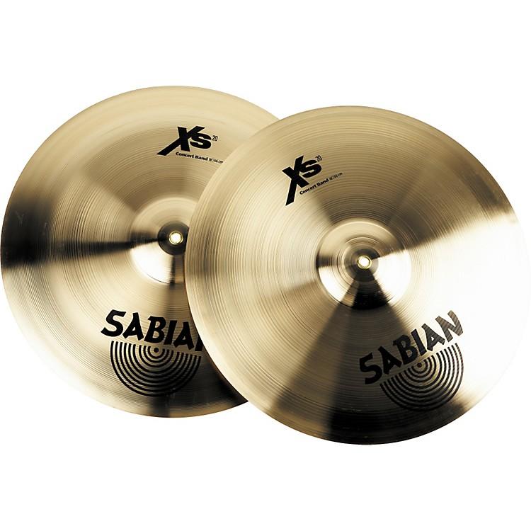SabianXs20 Concert Band Cymbal Pair