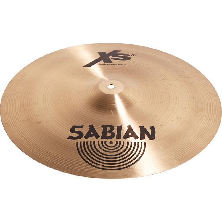 SabianXs20 Rock Crash Cymbal
