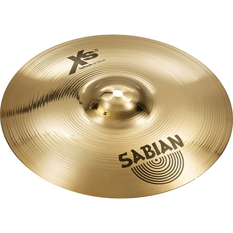 Sabian Xs20 Splash, Brilliant 12 in.