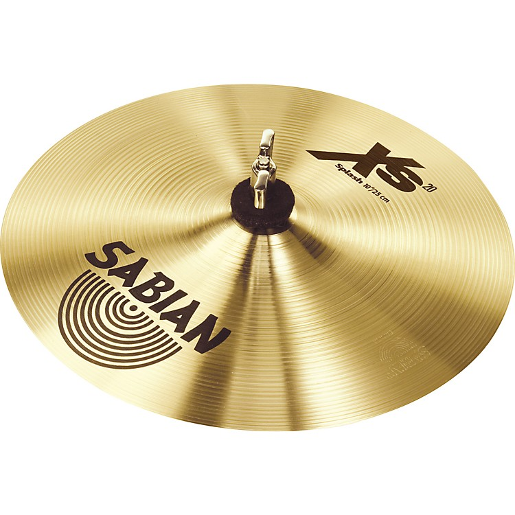 Sabian Xs20 Splash with Clamp 10