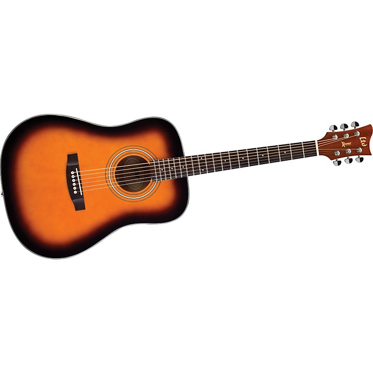 ESPXtone D-5 Acoustic Guitar