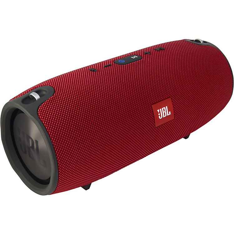 JBL Xtreme Splashproof Bluetooth Wireless Speaker Red
