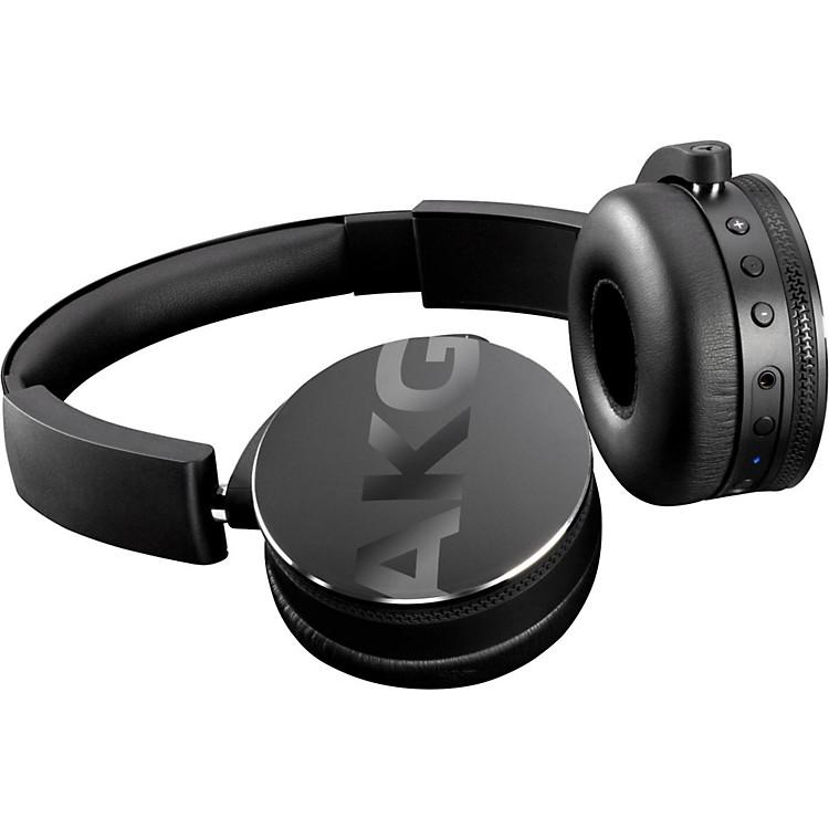 JBLY50 On-Ear BT HeadphoneBlack