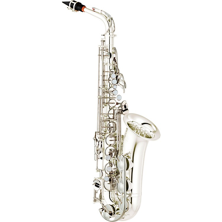 YamahaYAS-26 Standard Alto SaxophoneSilver