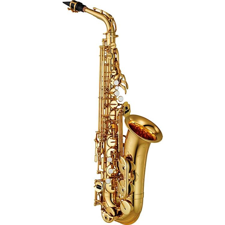 YamahaYAS-480 Intermediate Eb Alto SaxophoneSilverPlated