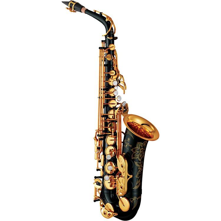 YamahaYAS-82ZII Custom Z Alto SaxophoneBlack Lacquer