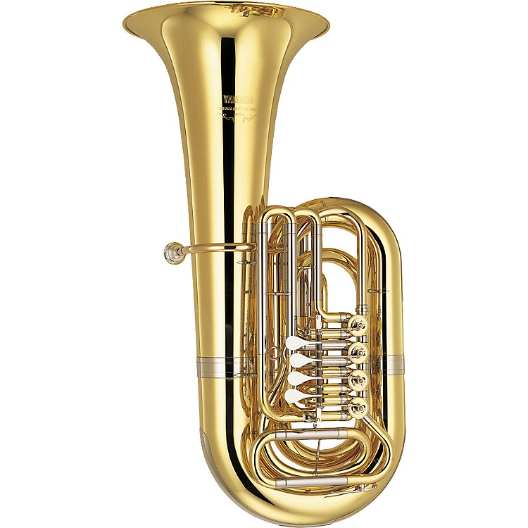 YamahaYBB-641 Professional Rotary Tuba