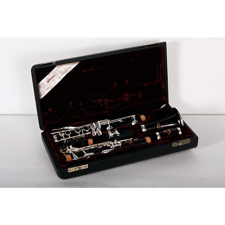 YamahaYCL-CSVR Series Professional Bb Clarinet888365847641