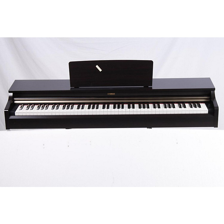 Yamaha YDP-162 88-Key Arius Digital Piano with Bench Dark Rosewood 886830797699