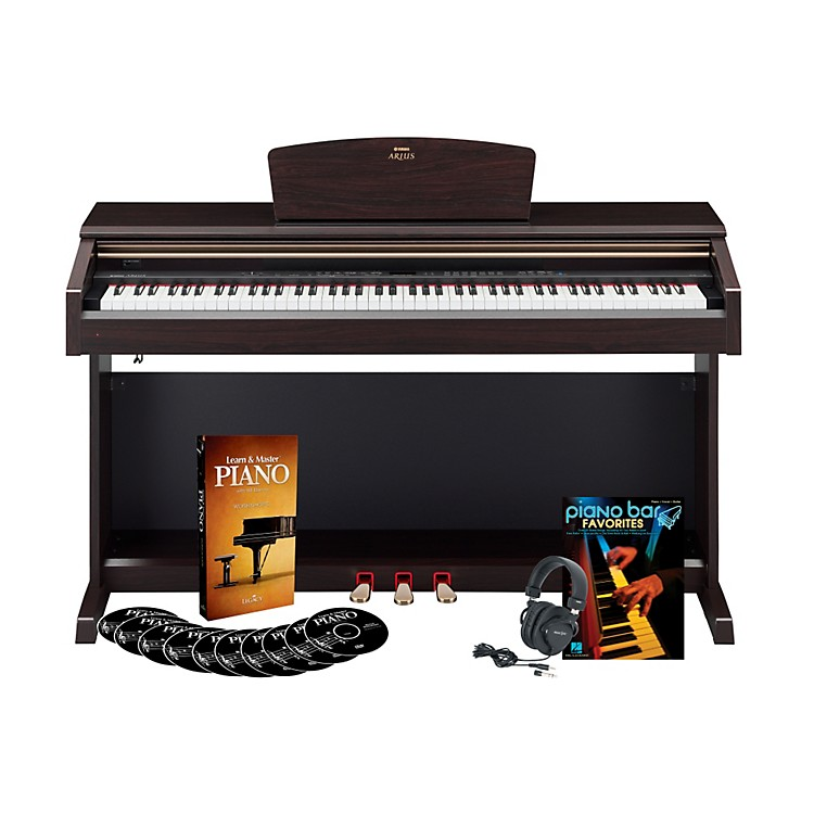 Yamaha YDP-181 Digital Piano Package