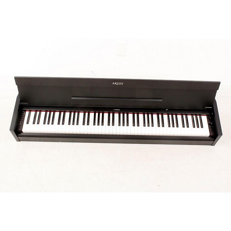 Yamaha YDP-S51B 88-Key Weighted Action Console Digital Piano Black Walnut 888365403519