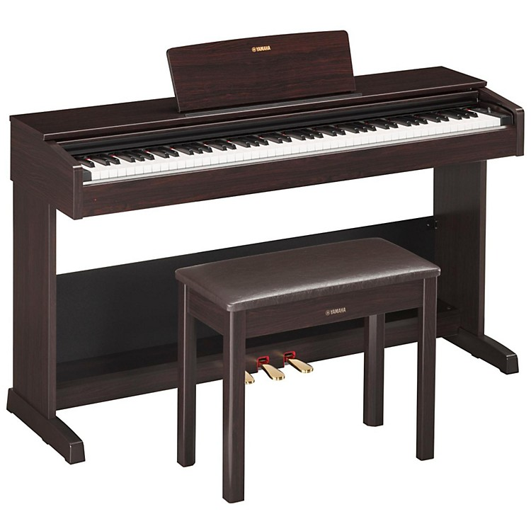 YamahaYDP103R Arius Traditional Console Digital Piano with BenchRosewood