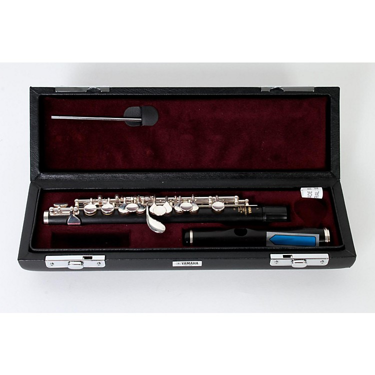 Yamaha YPC-62 Professional Piccolo With Wave Style Headjoint 888365793504