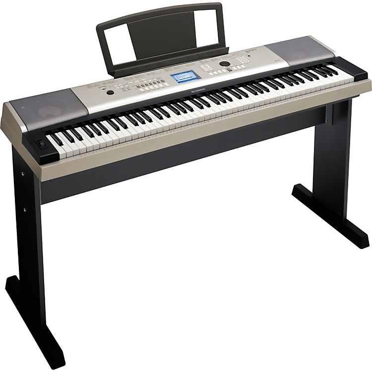 Yamaha Ypg   Key Weighted Portable Grand Piano