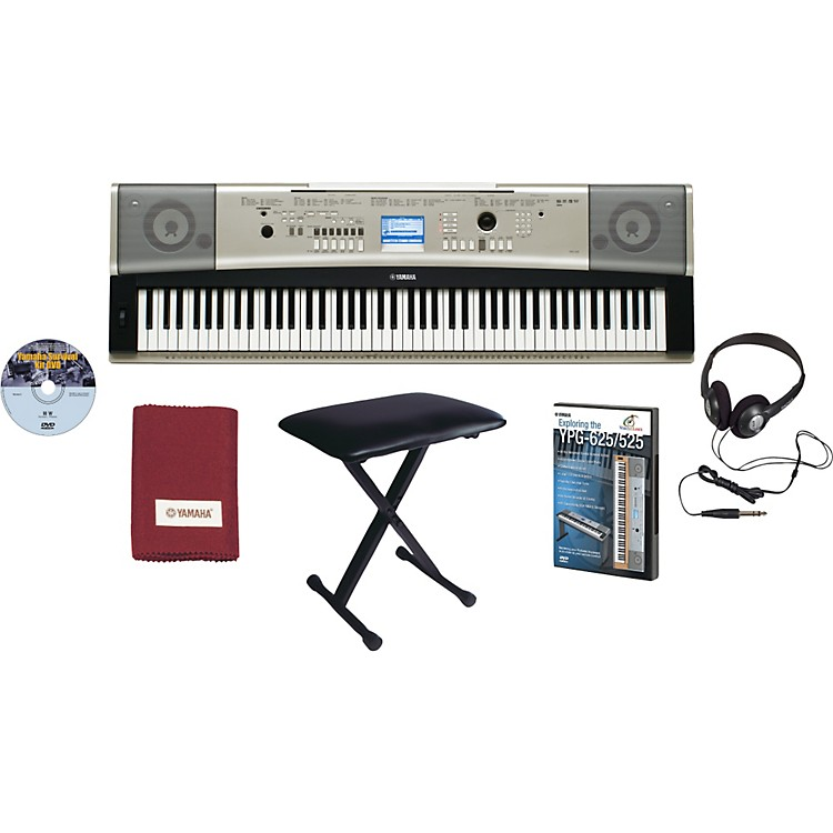 Yamaha ypg 535 package music123 for Yamaha ypg 535