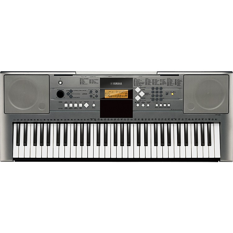 Yamaha YPT-330 61-Key Portable Keyboard