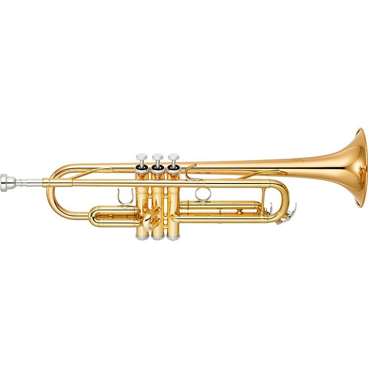 YamahaYTR-4335GII Intermediate Bb TrumpetBb TrumpetSilver
