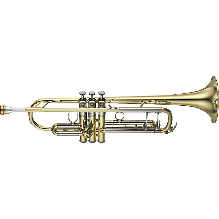 YamahaYTR-8335 Xeno Generation One Series Bb TrumpetLacquerYellow Brass Bell