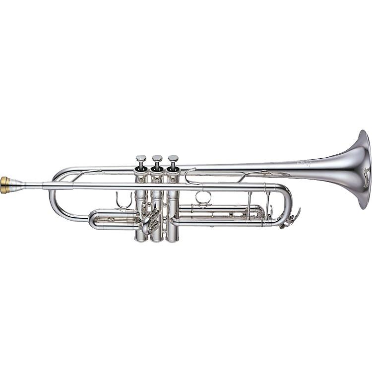 YamahaYTR-8335 Xeno Generation One Series Bb TrumpetSilverYellow Brass Bell