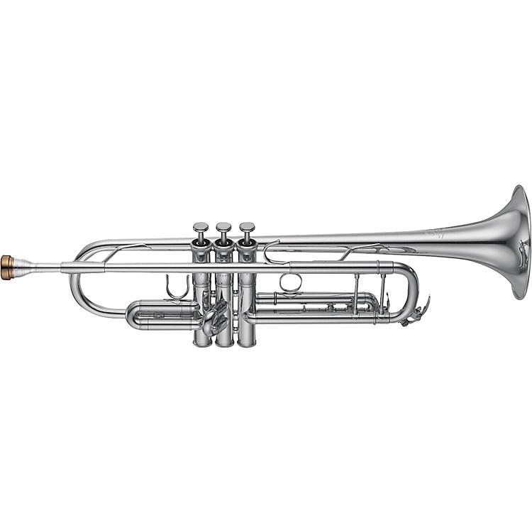 YamahaYTR-8345 Xeno Series Bb TrumpetSilverYellow Brass Bell