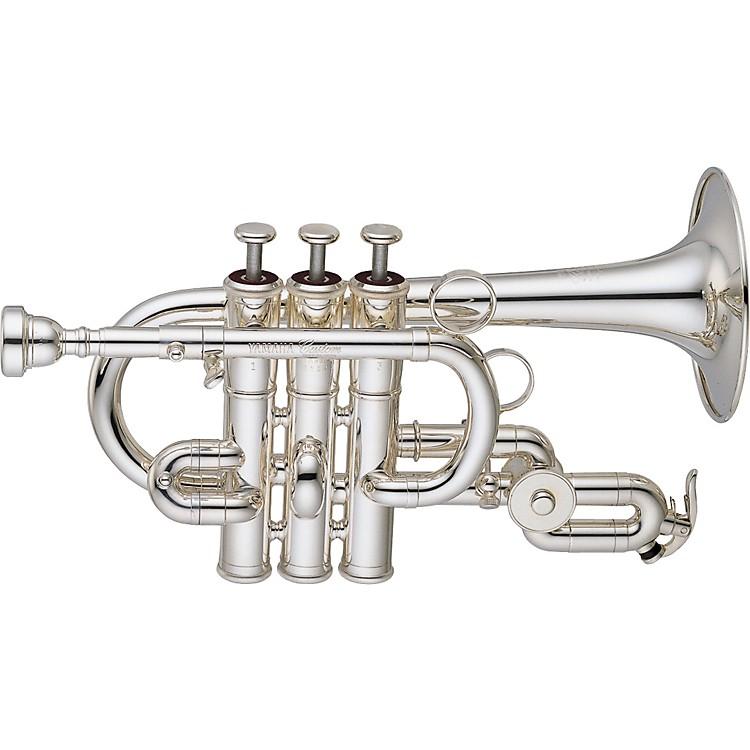 Yamaha ytr 9820c custom piccolo trumpet music123 for Piccolo prices yamaha