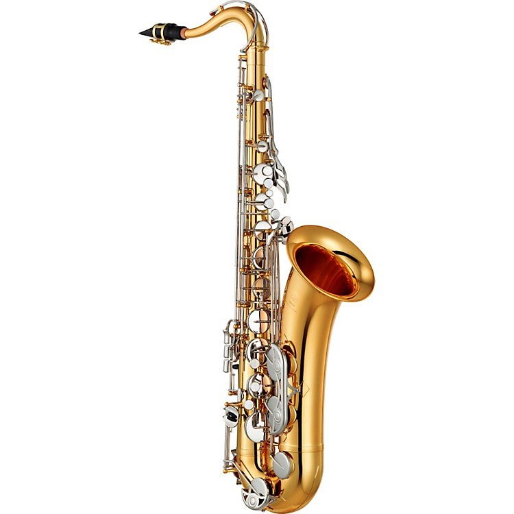 Yamaha YTS-26 Standard Tenor Saxophone Lacquer with Nickel Keys