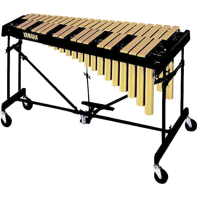 YamahaYV-3710G 3-Octave Professional Tour Vibraphone With Cover
