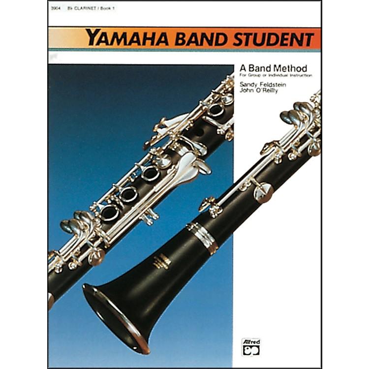 AlfredYamaha Band Student Book 1 B-Flat Clarinet