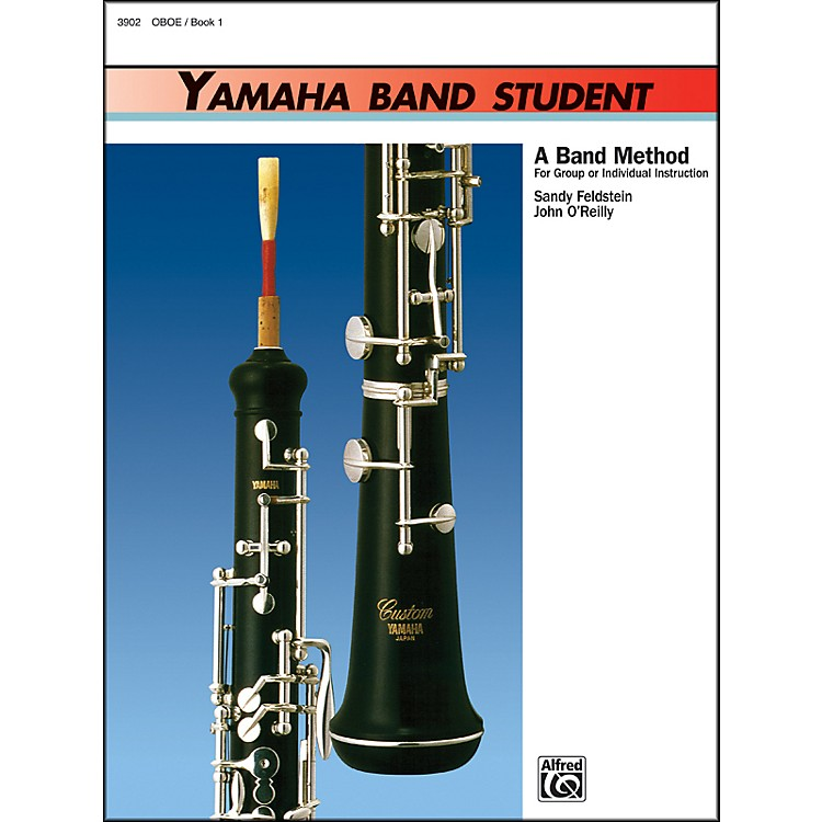 AlfredYamaha Band Student Book 1 Oboe