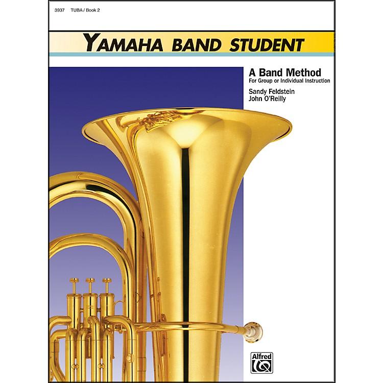 AlfredYamaha Band Student Book 2 Tuba