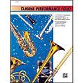Alfred Yamaha Performance Folio B-Flat Bass Clarinet