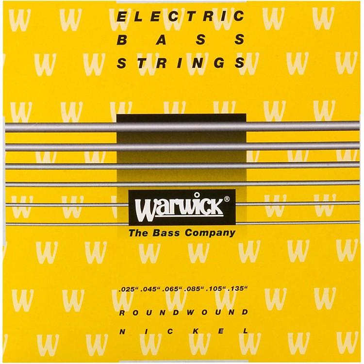 WarwickYellow Label 6-String M Nickel Bass Strings