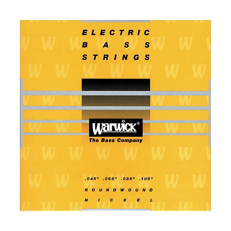 WarwickYellow Label Nickel Medium 4-String Bass Strings