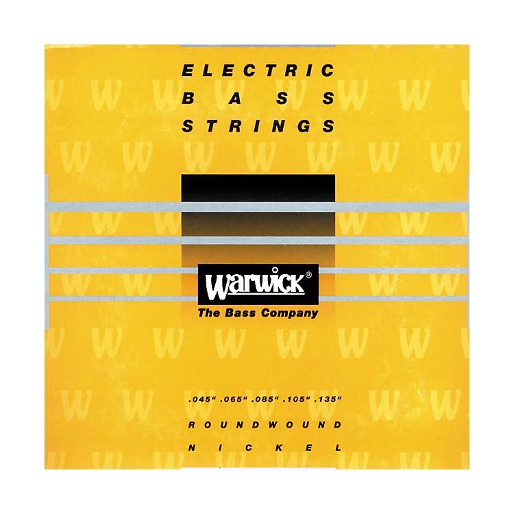 WarwickYellow Label Nickel Medium 5-String Bass Strings