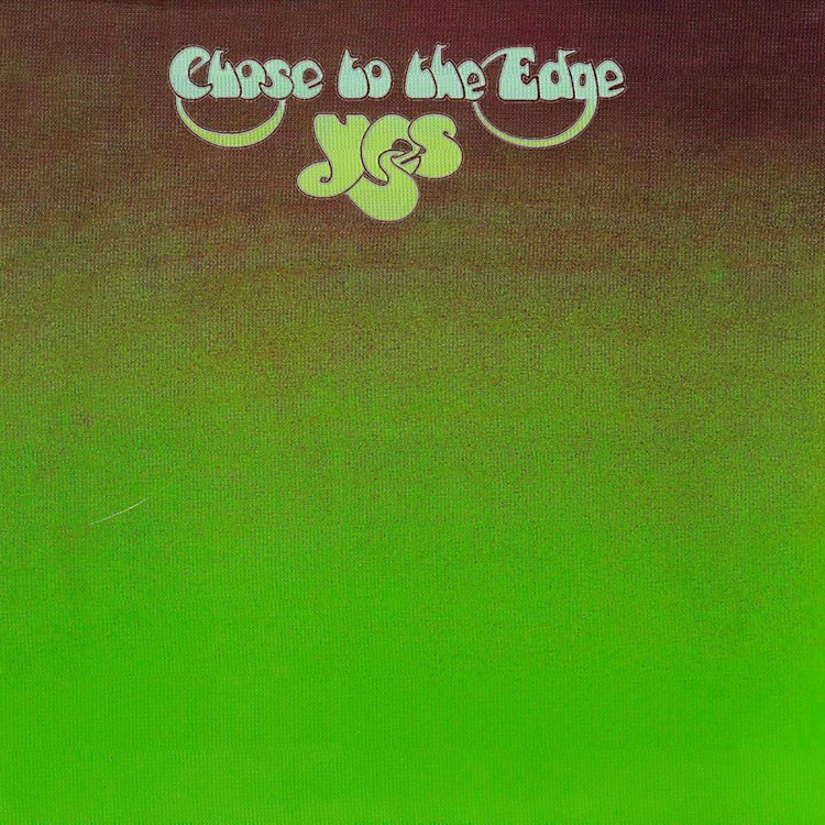 REDYes - Close to the Edge LP