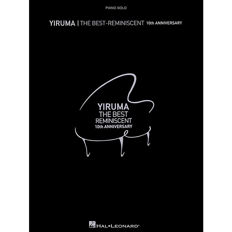 Hal LeonardYiruma - The Best - Reminiscent 10th Anniversary