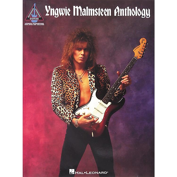 Hal LeonardYngwie Malmsteen Anthology Guitar Tab Songbook