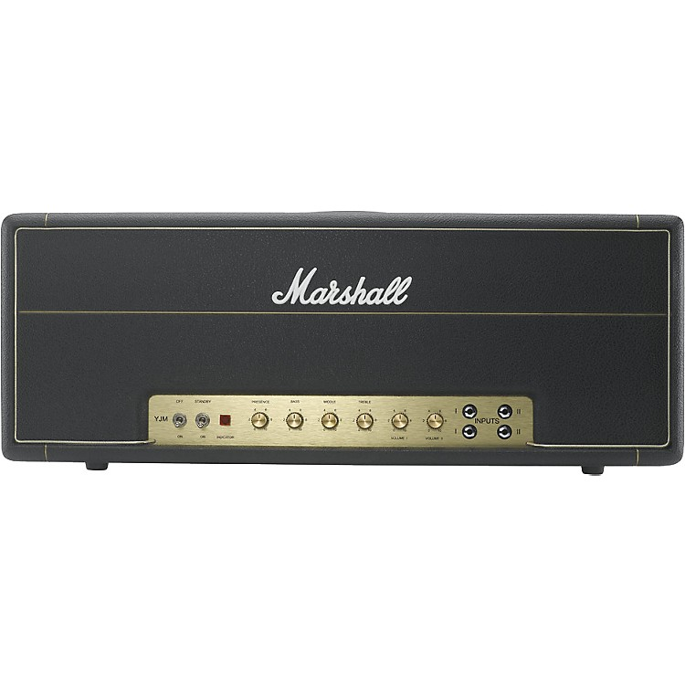 Marshall Yngwie Malmsteen Signature YJM100 100W Tube Guitar Amp Head