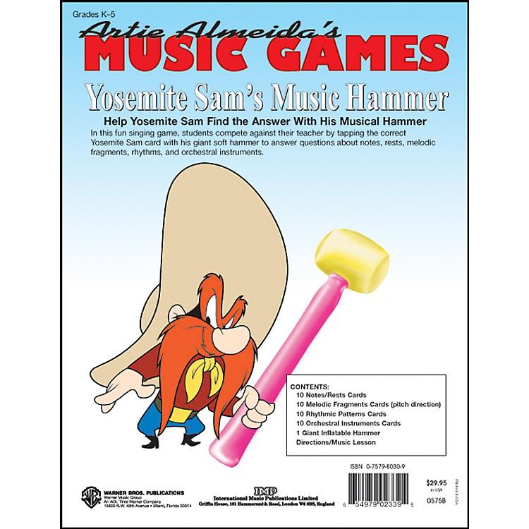 AlfredYosemite Sam's Music Hammer Artie Almeida's Music Games