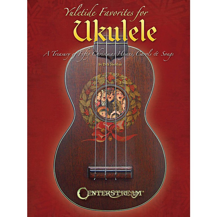 Hal Leonard Yuletide Favorites For Ukulele - A Treasury Of 50 Christmas Hymns, Carols & Songs