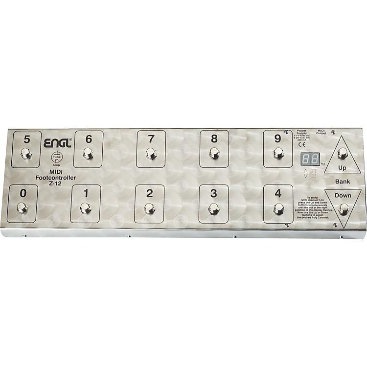 EnglZ-12 MIDI Footcontroller