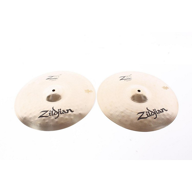 Zildjian Z3 Hi-hat Cymbal Pair 14 in. 886830928543