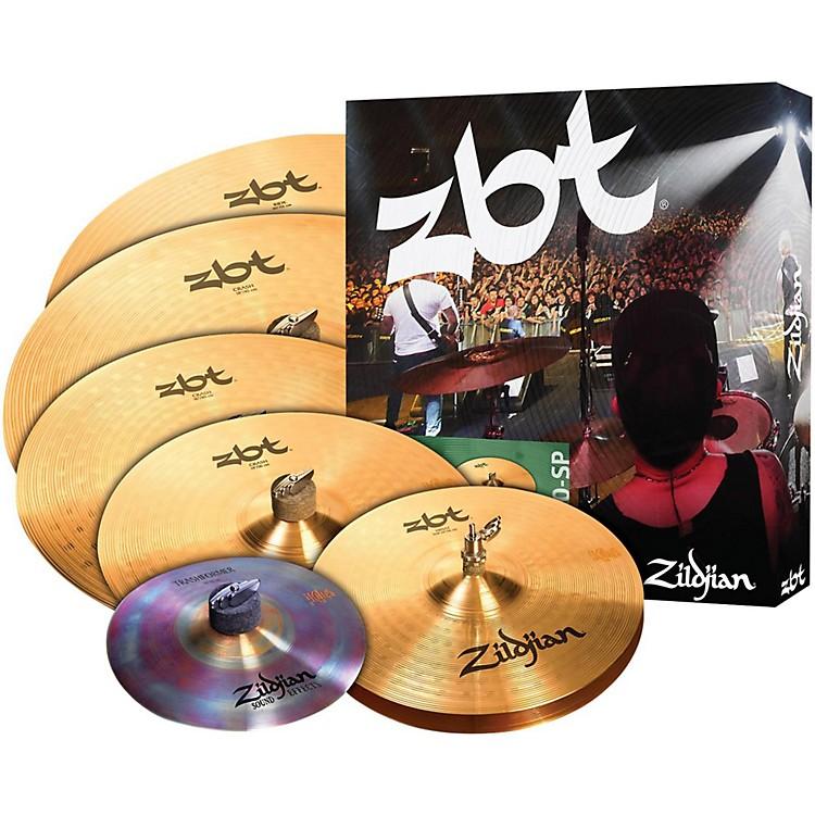 ZildjianZBT 390 Series Super Cymbal Pack