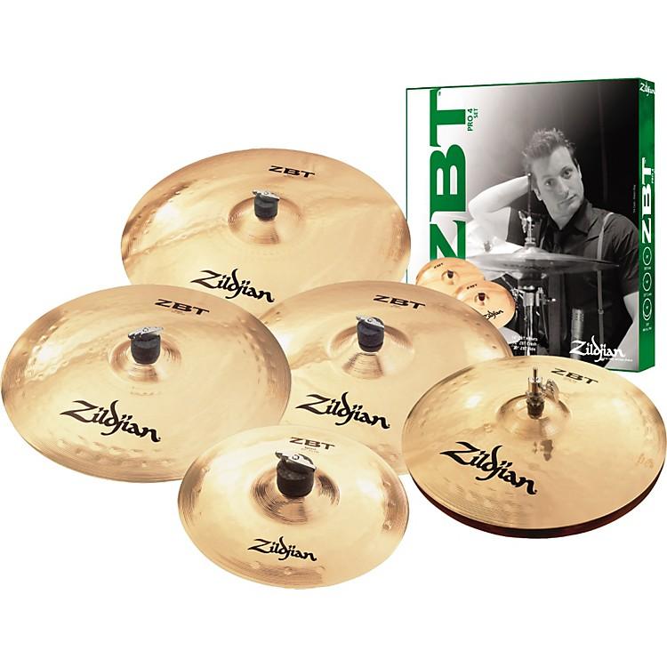 ZildjianZBT 4 Pro Super Cymbal Pack