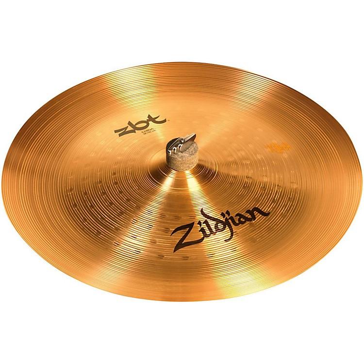 ZildjianZBT China Cymbal18 in.