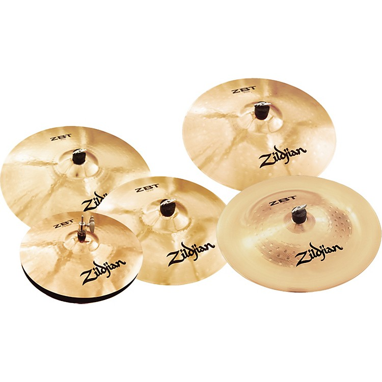 Zildjian ZBT Rock Power Set with Free 18in  Rock Crash